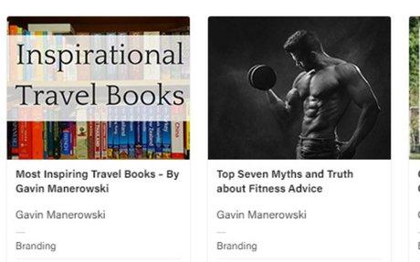 Gavin Manerowski on Behance – Gavin Manerowski Tour and Travel – Medium