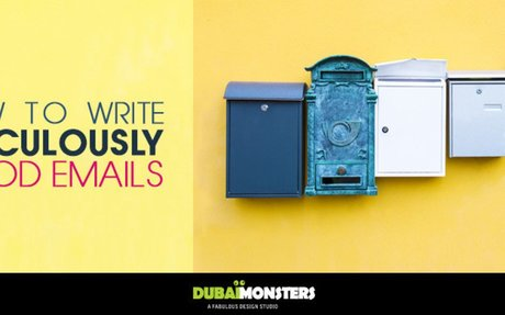 How to Write Ridiculously Good Emails -