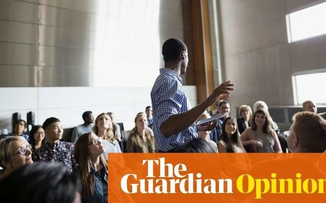 What do students want most? To be treated with respect |  Anonymous academic
