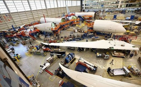 New Boeing plane moves closer to reality, and North Charleston campus could build it