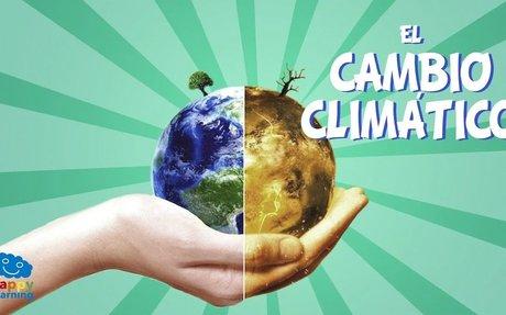 El Cambio Climático   Videos Educativos para Niños