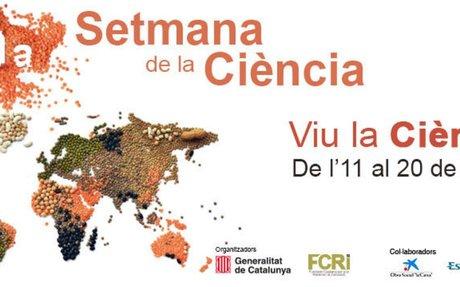 Setmana de la Ciència - FCRi - Fundació Catalana per a la Recerca i la innovació