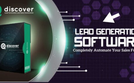 Discover App – Best Lead Generation Software + Sales Automation Software
