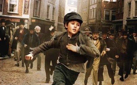 SparkNotes: Oliver Twist: Plot Overview