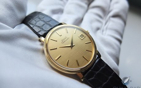 Piaget 12P: The Birth Of An Ultra-Thin Legacy | Quill & Pad