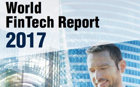 2016-11 Capgemini:  World FinTech Report 2017
