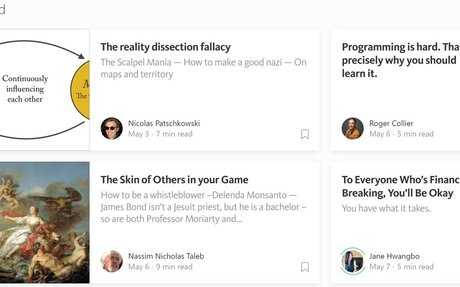 Medium – Read, write and share stories that matter