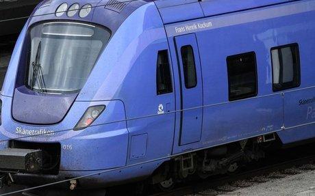 Dömd man rymde från utvisning –greps på tåg till Stockholm