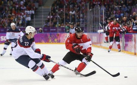 ice hockey usa vs canada - Google Search