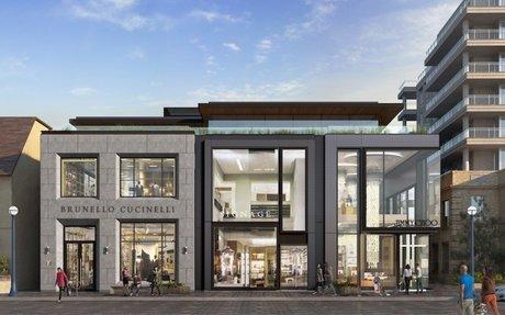 Brunello Cucinelli to Open Massive Yorkville Flagship