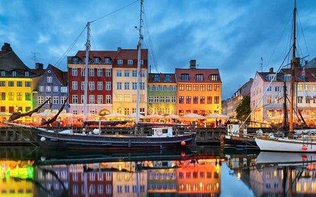 I am from Denmark