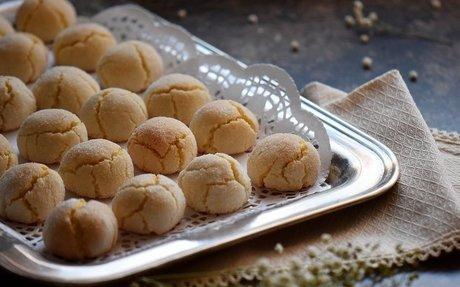 Soft Amaretti Cookies