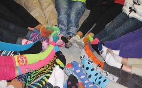 Million Misfit Sock March