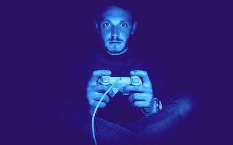 This Gamer Health Stereotype Holds True for Adults, but Not Kids or Teens