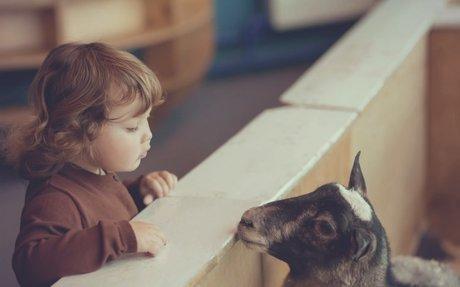 Hoe leer je een kind echt bewust en goed te leven? #Sharon - WIJ à la Mama