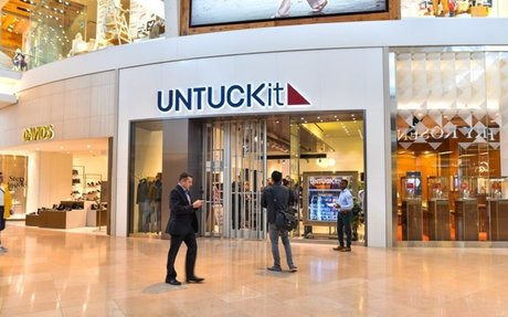UNTUCKit Launches Multi-Store Canadian Expansion After 1st Location Becomes its Top Per...