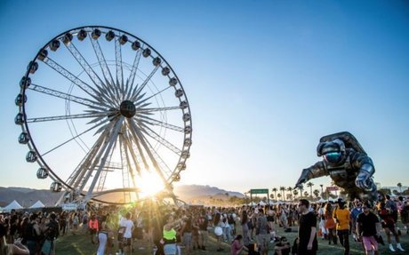Marketers Use Coachella as Launching Grounds for Keeping Interest