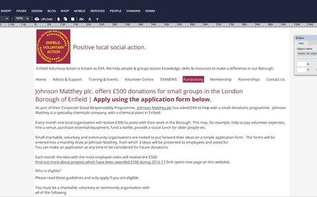 Johnson Matthey | £500