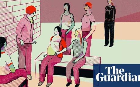 What I learned about pregnancy & motherhood in a women's prison