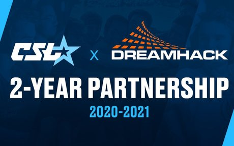 Collegiate StarLeague enters two-year partnership with DreamHack