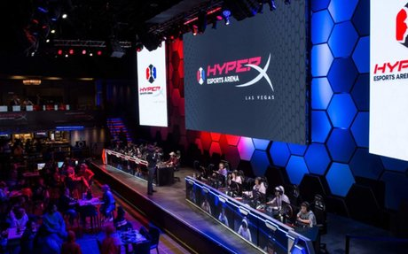 Allied Esports Taps DreamSeat to be the Official Gaming Chair of HyperX Esports Arena L...