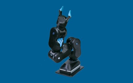 Meet Blue: The Cheap and Manipulative (in a Good Way) Robot