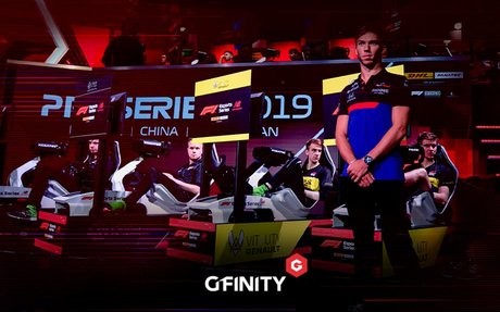 Gfinity continues to operate F1 Esports Series in multi-year deal - Esports Insider