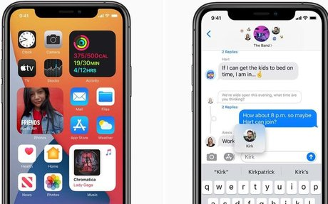 3 Features We're Most Excited For With Apple's Major iOS 14 Software Update