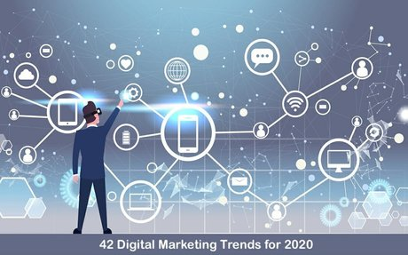 📈 42 Digital Marketing Trends You Can't Ignore in 2020