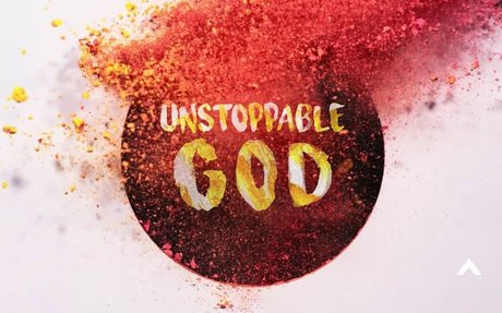 Unstoppable God   Official Lyric Video   Elevation Worship
