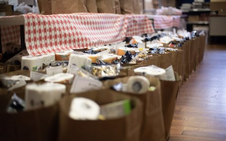 Food Pantry Braces for Summer Demand