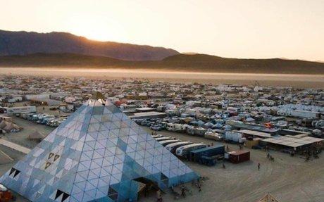 LISTEN: PlayAlchemist Pyramid Burning Man 2019 - Soundcloud