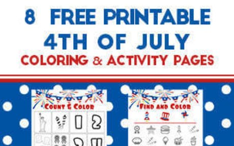 4th of July activities for Preschoolers