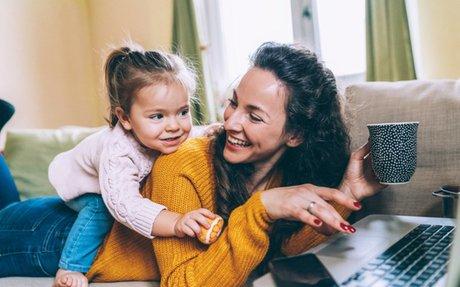 'Moeders hebben slechts 17 minuten per dag voor zichzelf' #Gastblog - WIJ à la Mama