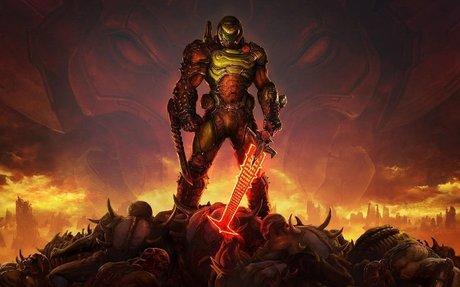 DOOM Eternal Provides Brief Glimpse at Upcoming DLC