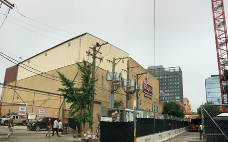 Fulton Market food processor puts big property on the market