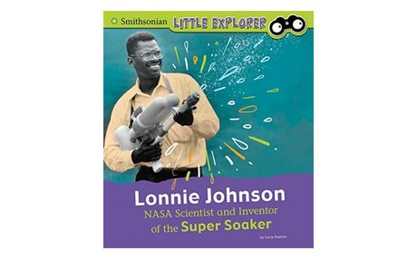 *Super Soaker inventor Lonnie Johnson