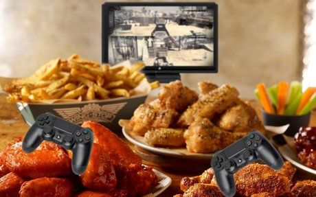Wingstop Kicks Up The Heat In Gaming, Because Why Not?