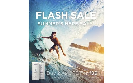 Xe Lite Flash Sale!