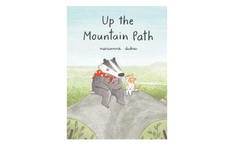 *Up the mountain path