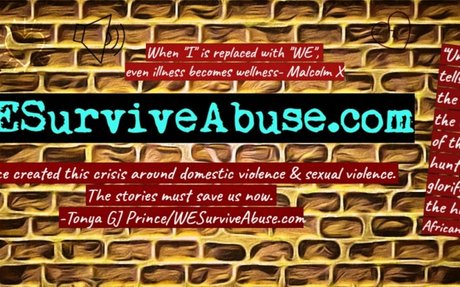 WE Survive Abuse