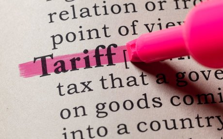 UK's Global Tariff Announced