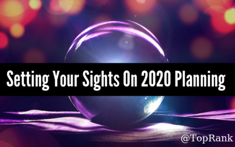How To Get 20/20 Foresight For Planning A Marketing Strategy #MarketingStrategy