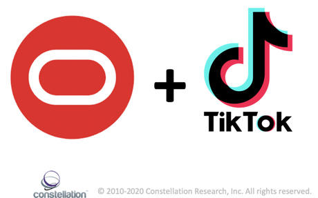 News Analysis: Oracle Allegedly Wins Bid For TikTok - A Software Insider's Point of View