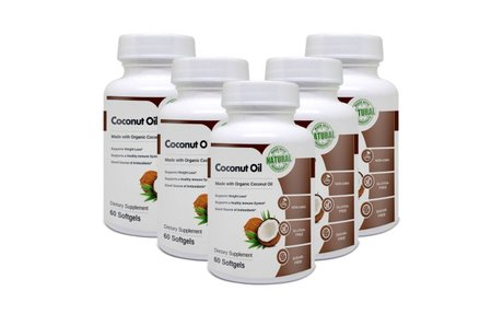 Coconut Oil Official Site | Natural Weight Management Supplement