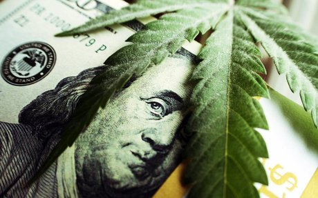 Why Weed Companies Are Embracing Blockchain