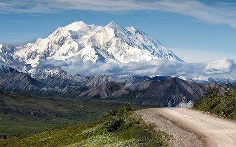 Karl Egloff establece récord mundial en el Denali, Alaska