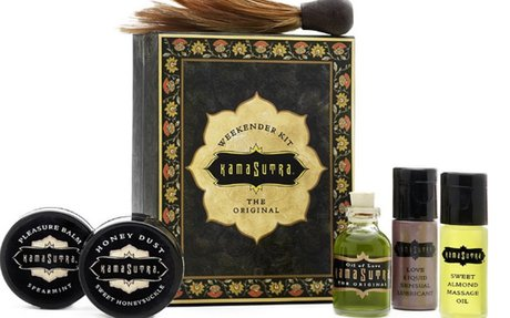 Kama Sutra Massage Therapy Kit | SexShop365