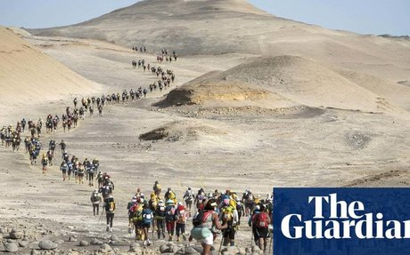 When 26.2 miles just isn't enough – the phenomenal rise of the ultramarathon