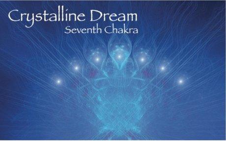 Seventh Chakra, by Crystalline Dream